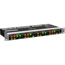 BEHRINGER MDX4600 - 4-канальный экспандер - гейт - компрессор - пик-лимитер