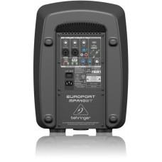 Behringer MPA40BT - Портативная система звукоусиления, 40 Вт, 8