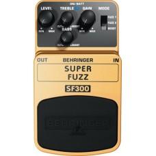 Behringer SF300- 3-режимная педаль эффектов фуза