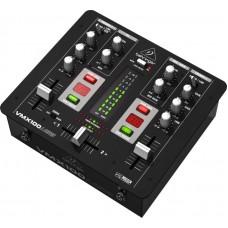 BEHRINGER VMX100USB - DJ микшерный пульт