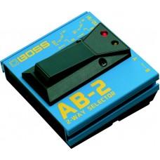 BOSS AB-2 foot switch - гитарная педаль, переключатель