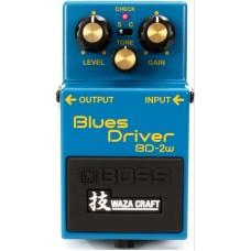 BOSS BD-2W blues driver - гитарная педаль