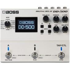 BOSS DD-500 digital delay - процессор эффектов задержки