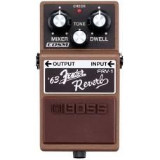 BOSS FRV-1 '63 fender reverb - гитарная педаль