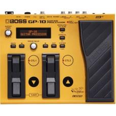 BOSS GP-10S - гитарный процессор без GK датчика в комплекте