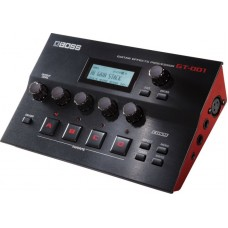 BOSS GT-001 guitar effects processor - гитарный процессор