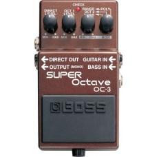 BOSS OC-3 Super Octave гитарная педаль