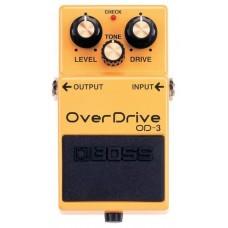 BOSS OD-3 OverDrive педаль для электрогитары