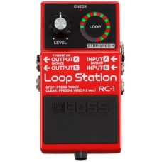 BOSS RC-1 loop station - гитарная педаль