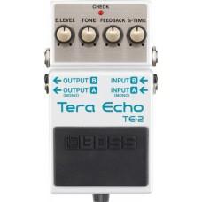 BOSS TE-2 Tera Echo педаль для электрогитары