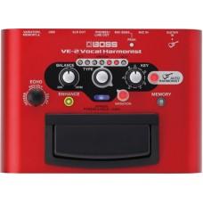 BOSS VE-2 vocal performer - вокальный процессор