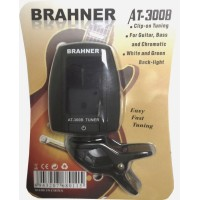 BRAHNER AT-300B - тюнер для гитары, хроматический