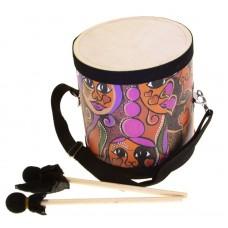 BRAHNER DP-1011 - барабан детский на ремне