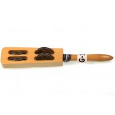 BRAHNER G-15 - бубенцы на деревянной ручке