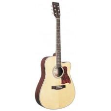 Caraya F650C N Акустическая гитара, с вырезом