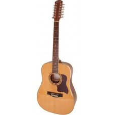 Caraya F66012 Акустическая гитара 12-струнная, цвет натуральный