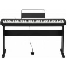 CASIO CDP-S150 BK + CASIO CS-46P - комплект, цифровое пианино с фирменной подставкой