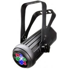 CHAUVET COLORdash Accent профессиональный миниатюрный светодиодный прожектор