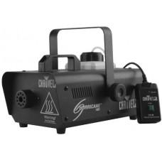 CHAUVET-DJ Hurricane 1000 генератор дыма для безглицеринового топлива с нагревателем 700Вт