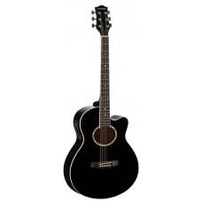 COLOMBO LF-401 CEQ BK - электроакустическая гитара