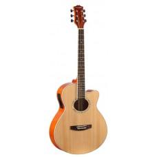 COLOMBO LF-401 CEQ N - электроакустическая гитара