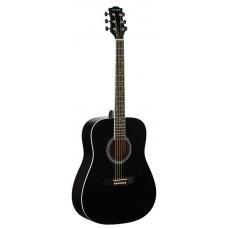 COLOMBO LF-4100 BK - акустическая гитара