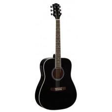 COLOMBO LF-4111 EQ BK - электроакустическая гитара