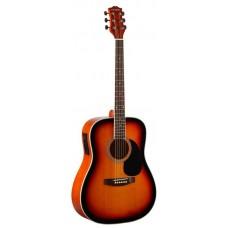 COLOMBO LF-4111 EQ SB - электроакустическая гитара