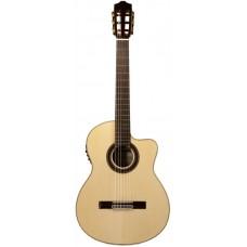 CORDOBA IBERIA GK Studio Negra - классическая гитара с подключением, Fishman