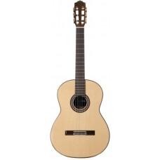 CORDOBA LUTHIER C9 SPRUCE - классическая гитара, кейс из вспененного ПВХ