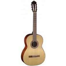 CORT AC100 NAT With BAG - классическая гитара с чехлом