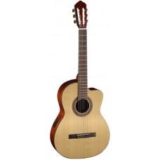 CORT AC120CE OP With BAG - классическая гитара с подключением + чехол