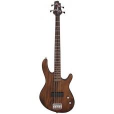 Cort Action Junior OPW Action Series Бас-гитара, уменьшенная, цвет орех