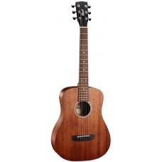 CORT AD MINI OP With BAG акустическая гитара 3/4 с чехлом