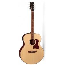 Cort CJ MEDX NAT CJ Series Электроакустическая гитара, цвет натуральный
