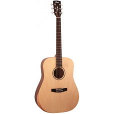 Cort EARTH Bevel CUT OP Earth Series Акустическая гитара, цвет натуральный