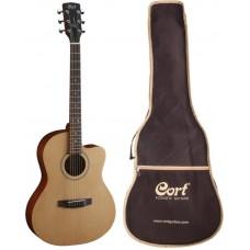 CORT JADE1E OP With BAG - электроакустическая гитара c чехлом