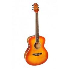 CRAFTER Castaway A/OS +Чехол - акустическая гитара