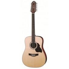 CRAFTER D-8-12/EQN +Чехол - 12 струнная гитара с подключением