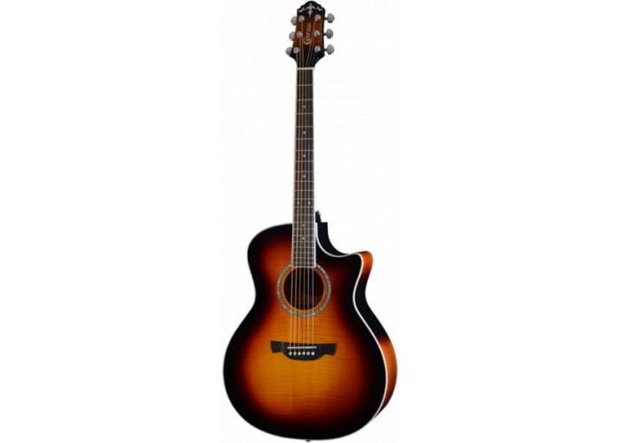 CRAFTER GCL 80/TS - электроакустическая гитара