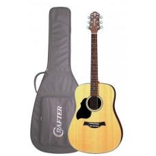 CRAFTER LITE-D SP/N-LH - леворукая акустическая гитара
