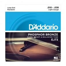 D'ADDARIO EJ73 - струны для мандолины