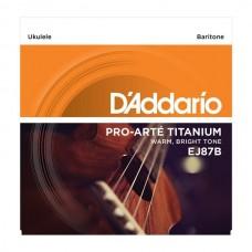 D'ADDARIO EJ87B - Струны для укулеле