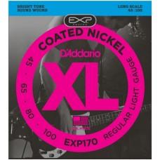D'ADDARIO EXP170 - струны для бас-гитары, 45-100