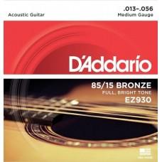 D'ADDARIO EZ930 струны для акустической гитары
