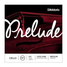 D'ADDARIO J1010 4/4M - струны для виолончели 4/4, medium