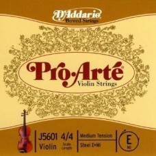 D'ADDARIO J5601 4/4M Pro-Arte - струна скрипичная E 4/4 medium