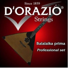 D'ORAZIO BAP Струны для балалайки прима