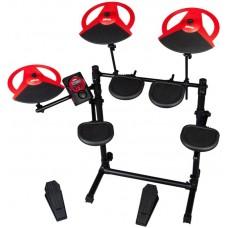 Ddrum DD BETA - Электронная барабанная установка (модуль, 4 пэда, 3 тарелки, рама, 2 педали)