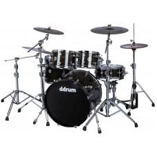Ddrum REFLEX ELT 522 TBK - ударная установка (2 коробки) 5 барабанов ( без Hardware)